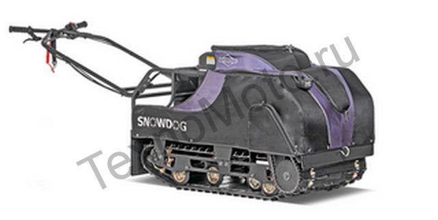 Мотобуксировщик SnowDog Compact C-R13M-WR