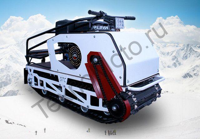 Мотобуксировщик БТС-2 Стандарт 500/15 18 А (216 Вт)